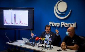 ONG denuncia existência de 276 presos políticos na Venezuela