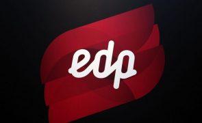 EDP encaixa 503 ME com a venda de uma parte do défice tarifário de 2021