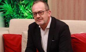 Filha de José Alberto Carvalho está a ser ameaçada. Jornalista da TVI fala em tribunal