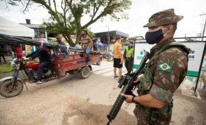 Polícia brasileira realiza operação contra mineração em terra indígena no Amapá