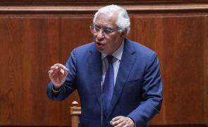 Estado da Nação: Primeiro-ministro abre quase quatro horas de debate na AR