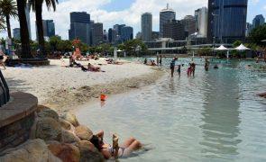 Cidade australiana de Brisbane recebe Jogos Olímpicos de 2032