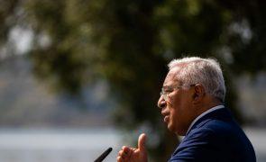 Governo aprova quinta-feira macro programação do Portugal 2030 - Costa