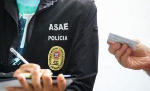 Covid-19: ASAE instaura 21 processos de contraordenação a restaurantes