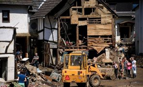 Governo alemão aprova ajuda de 200 ME para os afetados pelas inundações