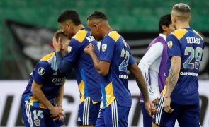 Boca Juniors é eliminado na Libertadores e termina na esquadra de Belo Horizonte