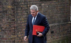 Brexit: Reino Unido quer reformular acordo para a Irlanda do Norte
