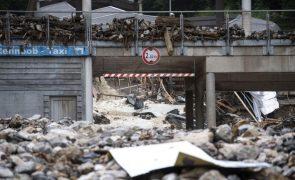 Inundações na Alemanha custam às seguradoras até 5 mil milhões de euros