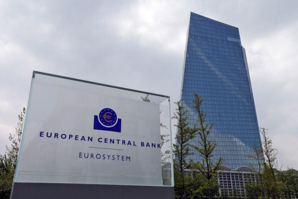 BCE pode decidir mudanças na quinta-feira após revisão da sua estratégia