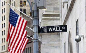 Wall Street mantém tendência positiva registada na sessão anterior