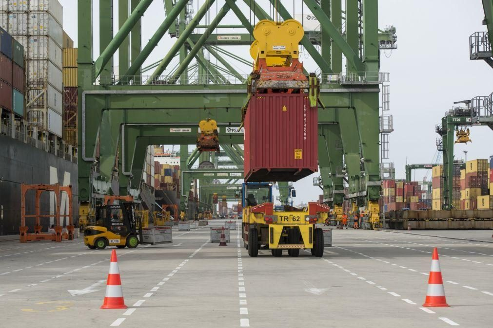Porto de Sines cresce no 1.º semestre mais de 23% nos segmentos de carga