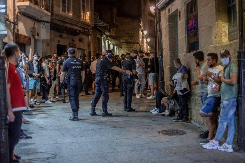 Covid-19: Contágios em Espanha sobem para 644 casos por cada 100.000 habitantes