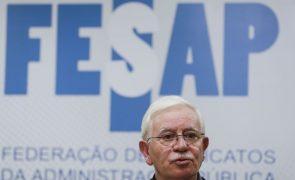 FESAP reelegeu José Abraão para secretário-geral