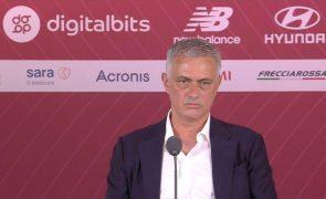 Roma, de José Mourinho, soma terceira vitória na pré-época