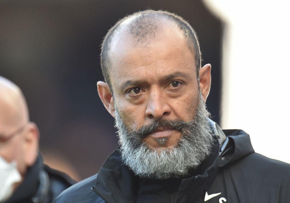 Nuno Espírito Santo soma primeira vitória pelo Tottenham na pré-época