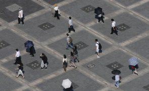 Tóquio2020: Capital japonesa parece alheada do maior evento desportivo do mundo