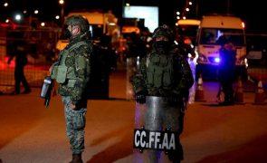Confrontos em duas prisões no Equador deixam 18 presos mortos e polícias feridos