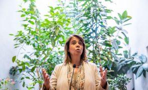 Catarina Martins considera importante solução para pagar aos trabalhadores da Groundforce