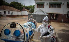 Covid-19: Mortes em África ultrapassam as 160.000 e há mais 53.704 novos casos