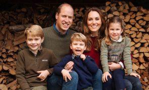 Príncipe George faz oito anos e seguidores dizem que está cada vez mais parecido com o pai