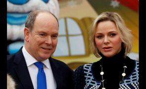 Alberto E Charlene Do Mónaco Casamento terá chegado ao fim, diz imprensa alemã