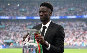 Éder Lopes Revoltado com ataques racistas futebolistas ingleses: