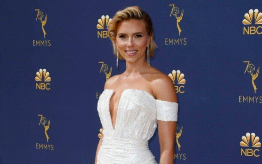 Scarlett Johansson Estrela de Hollywood está grávida