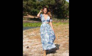 Maria Cerqueira Gomes Usa look romântico de mais de 500€ na estreia de