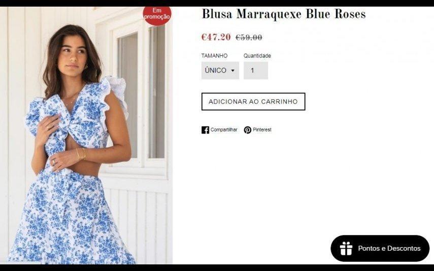 Diana Chaves Usa look perfeito para ir a casamentos de verão (que está a preço de saldo)