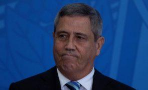 Ministro da Defesa nega alegada ameaça às eleições de 2022 no Brasil