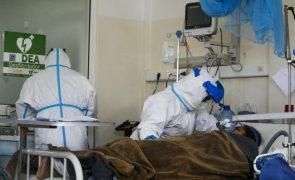 Covid-19: Moçambique com 31 mortes e novo recorde de 2.153 casos em 24 horas