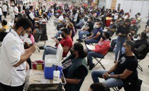 Covid-19: México com mais de 16 mil casos num só dia, valor mais alto desde janeiro