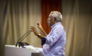 Tóquio2020: Costa envia mensagem de orgulho e confiança aos atletas portugueses