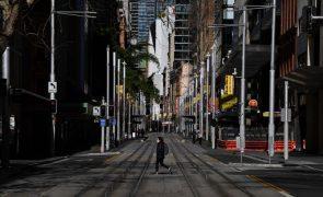 Covid-19: Autoridades locais querem surto em Sydney considerado