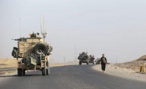 EUA com acordo para retirar forças de combate do Iraque até ao final do ano - media