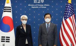 Estados Unidos mostram preocupação sobre situação alimentar na Coreia do Norte