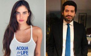 MP abre inquérito a Sara Sampaio por tweet contra André Ventura