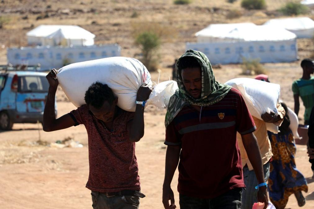 Etiópia: Programa Alimentar Mundial retoma voos para Tigray