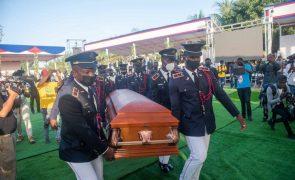 Funeral do Presidente haitiano Jovenel Moïse sob segurança máxima