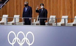 Tóquio2020: Imperador Naruhito declara abertos Jogos da XXXII Olimpíada