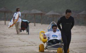 Portugal com 223 praias acessíveis a pessoas com problemas de locomoção