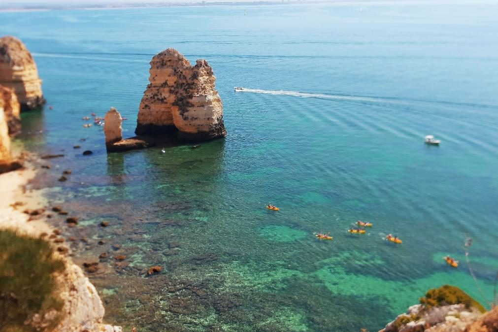 As 10 praias portuguesas mais populares no Instagram