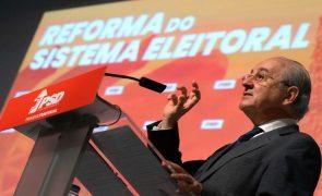 Rio acusa Costa de não aceitar ideias do PSD porque não quer mudar nada