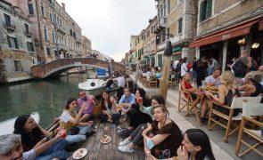 Covid-19: Itália regista 5.143 infeções e 17 mortes em 24 horas