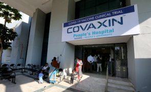 Covid-19: Laboratório indiano encerra contrato com empresa do Brasil após escândalo