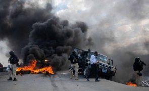 Tiros e gás lacrimogéneo no funeral de presidente do Haiti assassinado