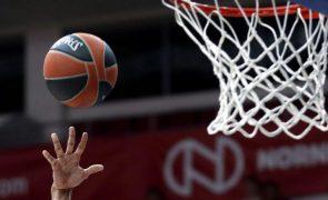 Portugal bate Angola no I Torneio Internacional de basquetebol de Matosinhos