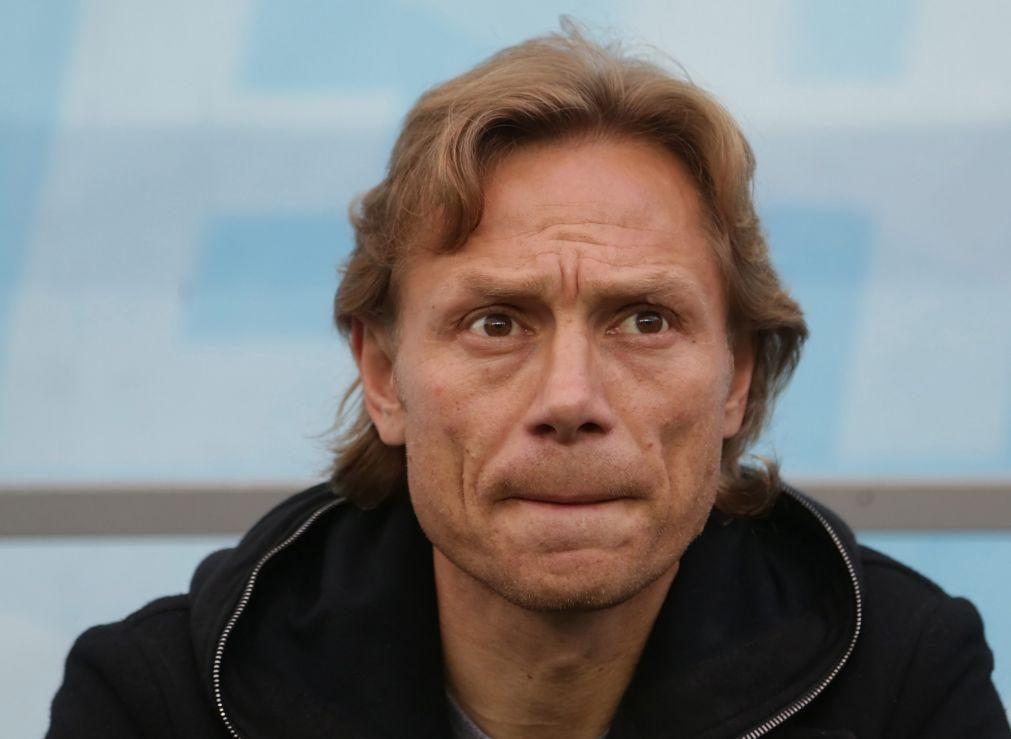 Valeri Karpin nomeado novo selecionador da Rússia
