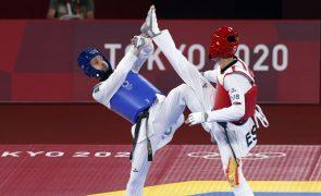 Tóquio2020: Rui Bragança perde no taekwondo, mas rival pode ajudá-lo a continuar