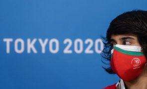 Tóquio2020: Catarina Costa na repescagem ao perder com bicampeã mundial